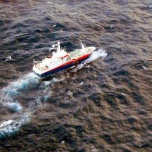 美国少女独自航海失踪:获救瞬间被拍下(组图)